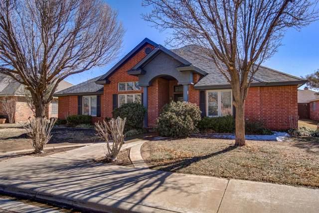 5805 93rd Street, Lubbock, TX 79424 (MLS #202101627) :: Rafter Cross Realty