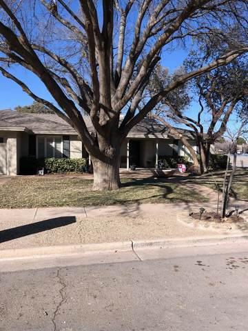 3102 77th Street, Lubbock, TX 79423 (MLS #202101669) :: Rafter Cross Realty