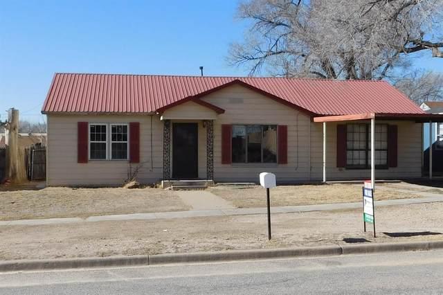 516 W 8th, Muleshoe, TX 79347 (MLS #202101670) :: Rafter Cross Realty