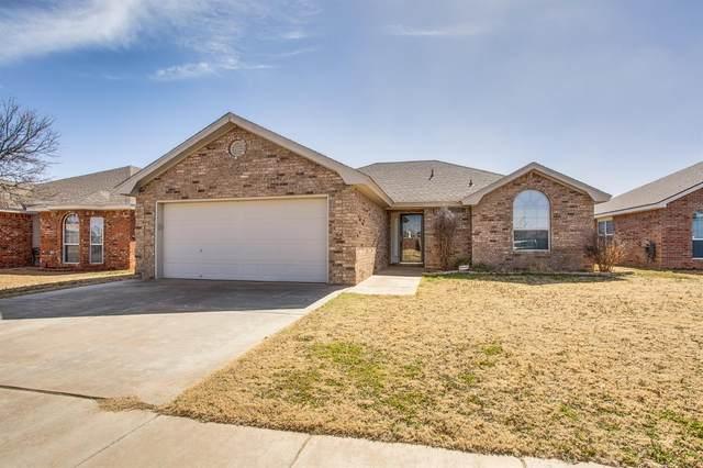 6523 90th Street, Lubbock, TX 79424 (MLS #202101690) :: Rafter Cross Realty