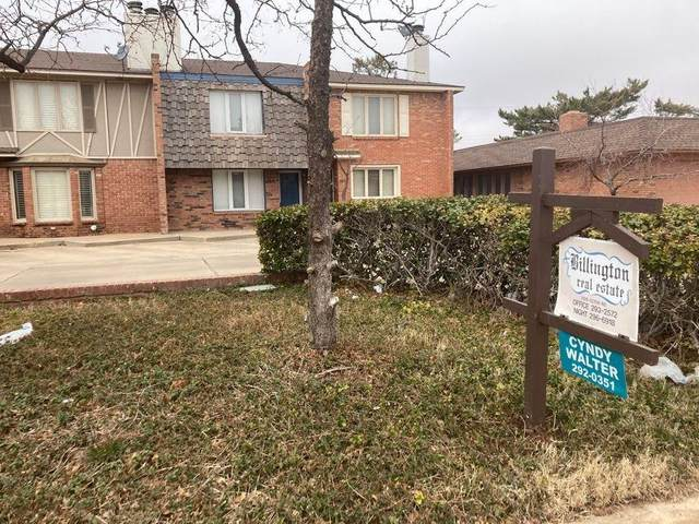 1005 Jefferson Drive, Plainview, TX 79072 (MLS #202101700) :: Rafter Cross Realty