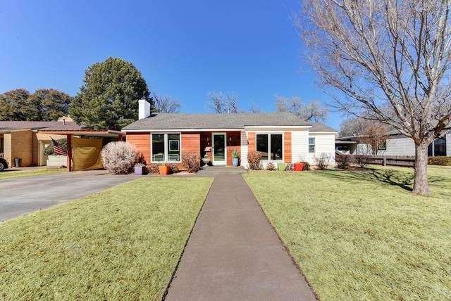 3318 20th Street, Lubbock, TX 79410 (MLS #202101780) :: Rafter Cross Realty