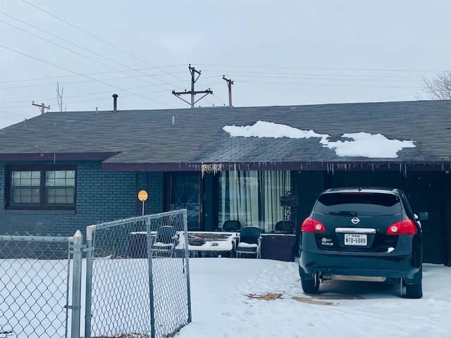 2642 E Auburn Street, Lubbock, TX 79403 (MLS #202101824) :: Rafter Cross Realty