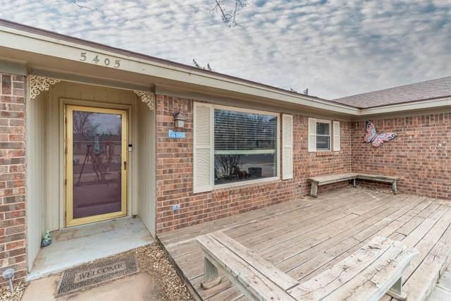 5405 79th Street, Lubbock, TX 79424 (MLS #202101826) :: Rafter Cross Realty