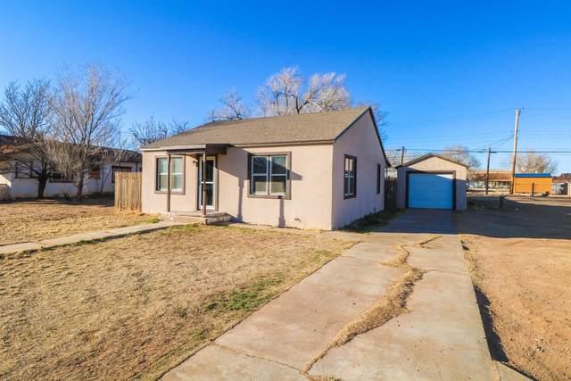 409 E Waylon Jennings Boulevard, Littlefield, TX 79339 (MLS #202101832) :: Lyons Realty