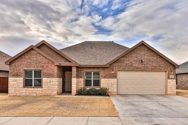 7605 86th Drive, Lubbock, TX 79424 (MLS #202101835) :: McDougal Realtors