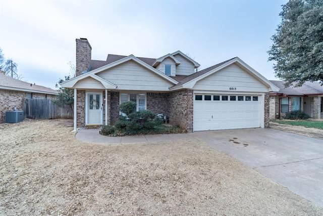 6015 72nd Street, Lubbock, TX 79424 (MLS #202101839) :: Lyons Realty