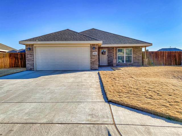 8805 10th Place, Lubbock, TX 79416 (MLS #202101845) :: Lyons Realty
