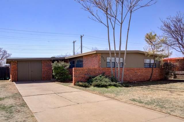 2713 65th Street, Lubbock, TX 79413 (MLS #202101855) :: McDougal Realtors