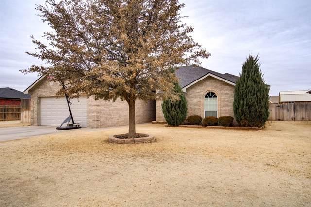 5916 102nd Street, Lubbock, TX 79424 (MLS #202101856) :: McDougal Realtors