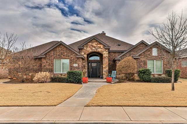 4105 124th Street, Lubbock, TX 79423 (MLS #202101859) :: Lyons Realty