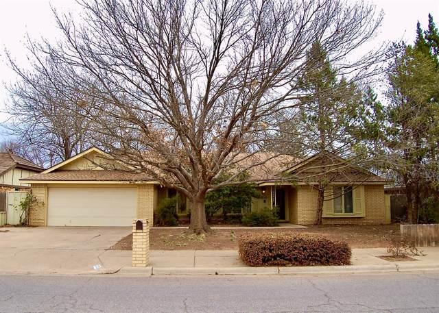 5720 69th Street, Lubbock, TX 79424 (MLS #202101866) :: Rafter Cross Realty