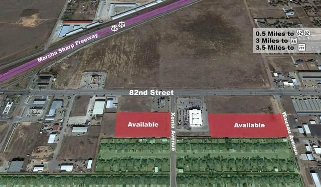 82-nd Wausau Street, Lubbock, TX 79424 (MLS #202101876) :: McDougal Realtors