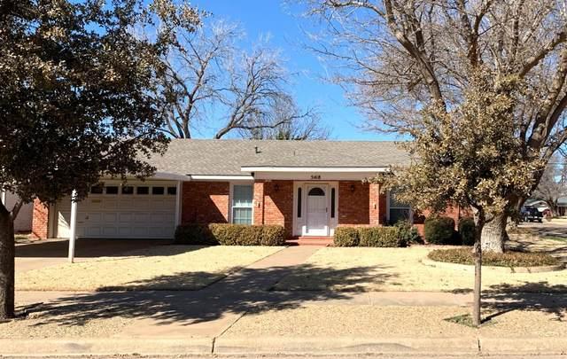 5418 44th Street, Lubbock, TX 79414 (MLS #202101883) :: The Lindsey Bartley Team