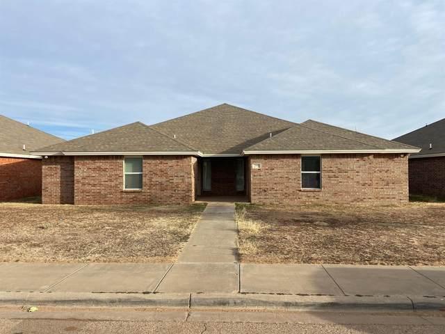 5410 Harvard Street, Lubbock, TX 79416 (MLS #202101912) :: Lyons Realty