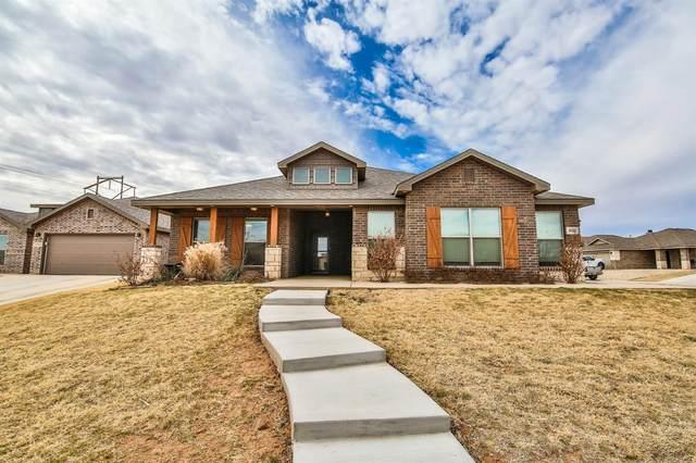 10502 Viola Avenue, Lubbock, TX 79424 (MLS #202101920) :: Lyons Realty