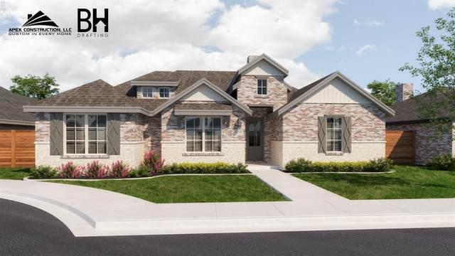 504 Buckingham Avenue, Wolfforth, TX 79382 (MLS #202101928) :: McDougal Realtors