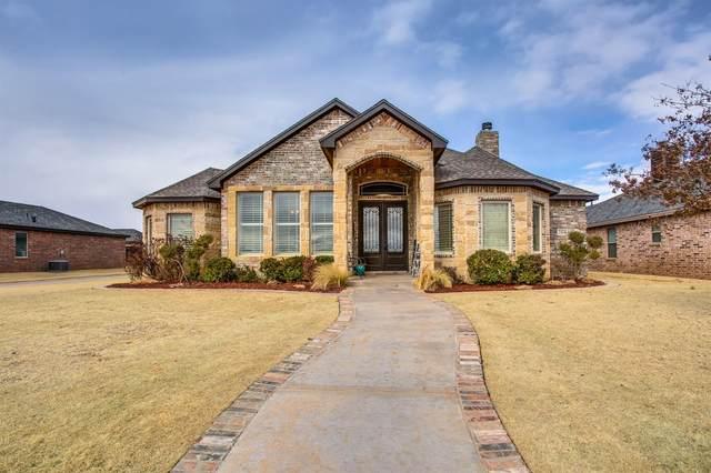 3814 135th Street, Lubbock, TX 79423 (MLS #202101953) :: McDougal Realtors