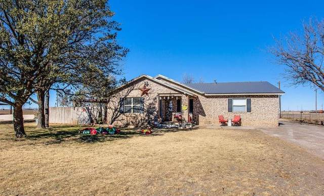 3206 W State Highway 114, Levelland, TX 79336 (MLS #202101964) :: Rafter Cross Realty