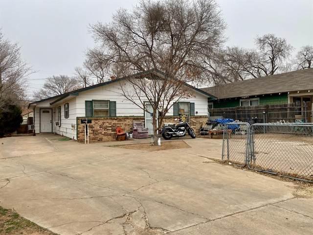 2122 21st Street, Lubbock, TX 79411 (MLS #202102003) :: McDougal Realtors