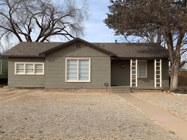 3304 31st Street, Lubbock, TX 79410 (MLS #202102030) :: Stacey Rogers Real Estate Group at Keller Williams Realty