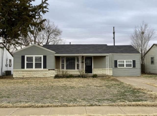 3417 28th Street, Lubbock, TX 79410 (MLS #202102033) :: Lyons Realty