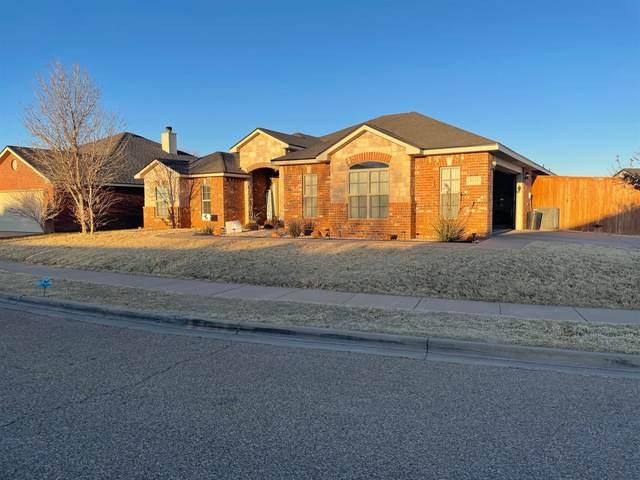 9319 Primrose Avenue, Lubbock, TX 79424 (MLS #202102047) :: Stacey Rogers Real Estate Group at Keller Williams Realty
