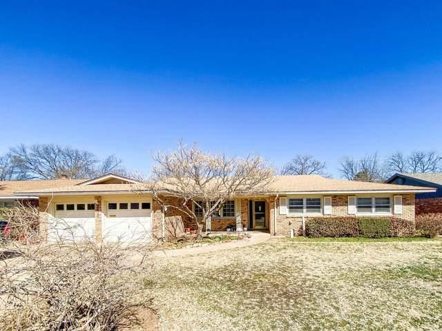 3418 59th Street, Lubbock, TX 79413 (MLS #202102050) :: Rafter Cross Realty