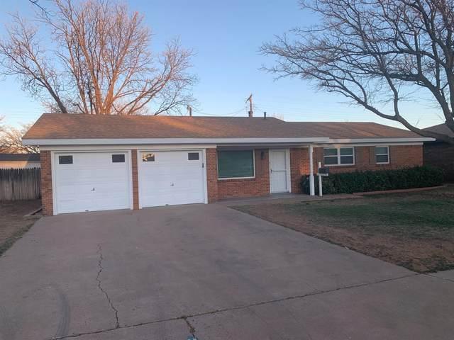 1106 Pecos Street, Brownfield, TX 79316 (MLS #202102080) :: McDougal Realtors