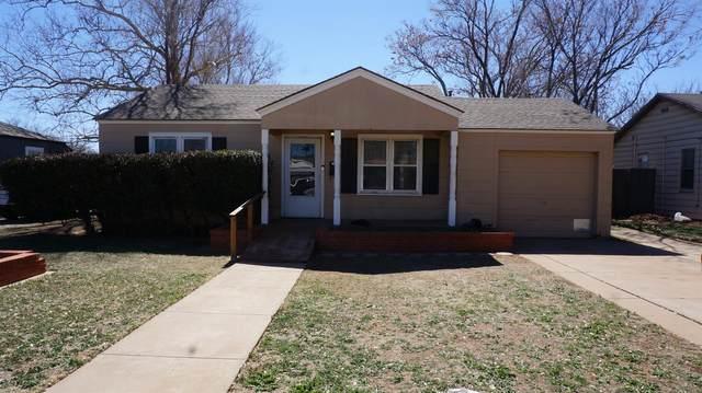 2707 40th Street, Lubbock, TX 79413 (MLS #202102083) :: Lyons Realty
