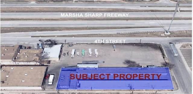 408 Ave T, Lubbock, TX 79401 (MLS #202102124) :: Rafter Cross Realty