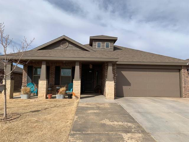 10016 Urbana Avenue, Lubbock, TX 79424 (MLS #202102158) :: McDougal Realtors