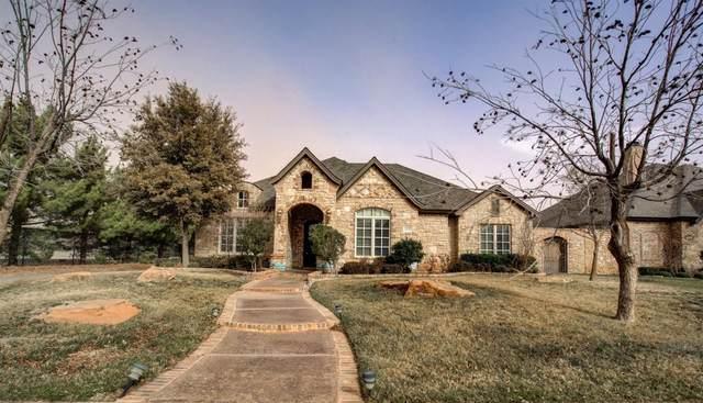 10705 Norfolk Avenue, Lubbock, TX 79423 (MLS #202102163) :: Rafter Cross Realty