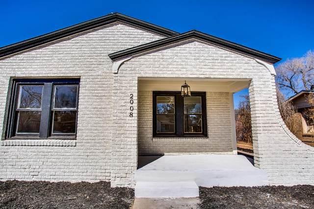 2008 28th Street, Lubbock, TX 79411 (MLS #202102164) :: Lyons Realty