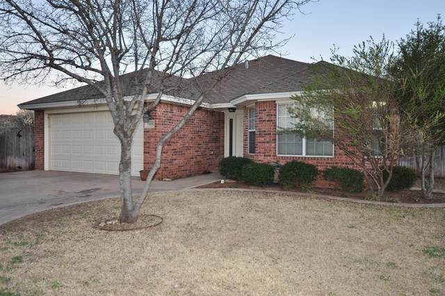 5801 88th Place, Lubbock, TX 79424 (MLS #202102205) :: Duncan Realty Group