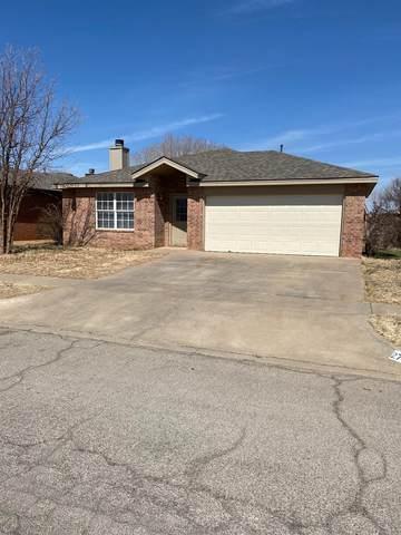 2712 110th Street, Lubbock, TX 79423 (MLS #202102210) :: McDougal Realtors