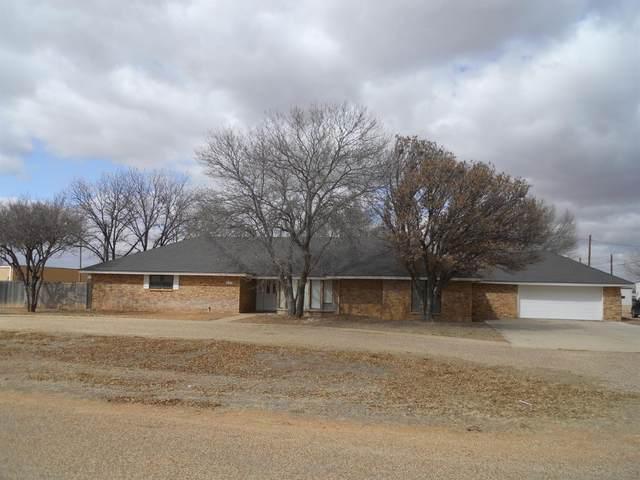601 12th Street, Plains, TX 79355 (MLS #202102221) :: McDougal Realtors