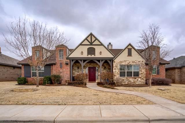 3632 133rd Street, Lubbock, TX 79423 (MLS #202102239) :: McDougal Realtors