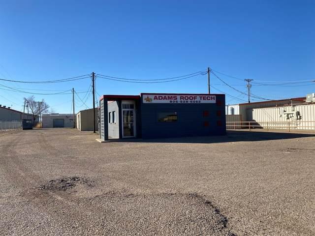 3132 E Slaton Road, Lubbock, TX 79404 (MLS #202102462) :: Lyons Realty