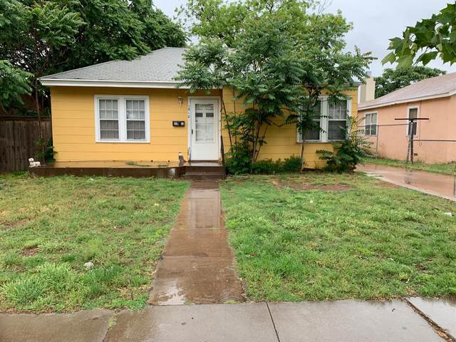 1510 33rd Street, Lubbock, TX 79411 (MLS #202102474) :: Better Homes and Gardens Real Estate Blu Realty