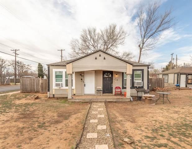 2101 38th Street, Lubbock, TX 79412 (MLS #202102822) :: Lyons Realty