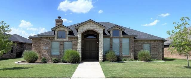 6106 96th Street, Lubbock, TX 79424 (MLS #202102869) :: McDougal Realtors