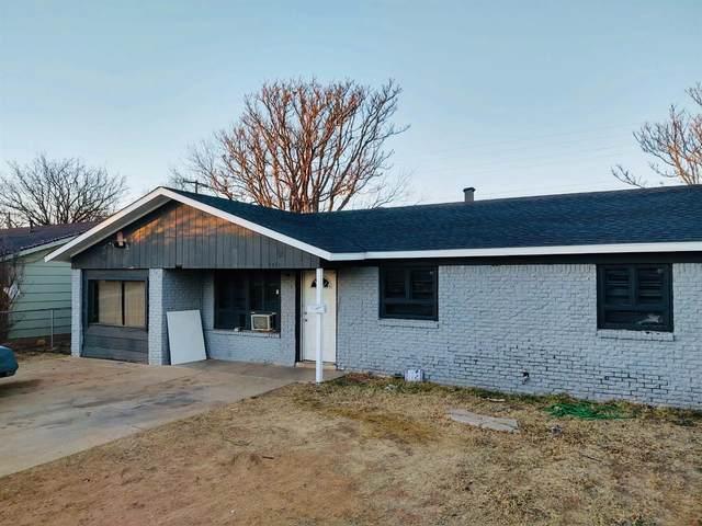 1811 E Auburn Street, Lubbock, TX 79403 (MLS #202103006) :: Lyons Realty