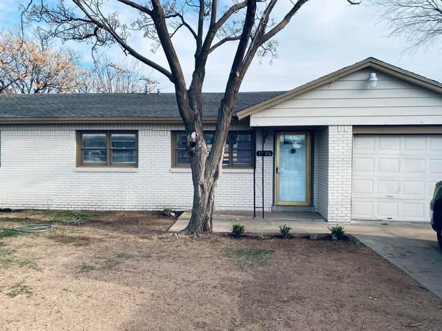 1906 E Colgate Street, Lubbock, TX 79403 (MLS #202103028) :: Lyons Realty