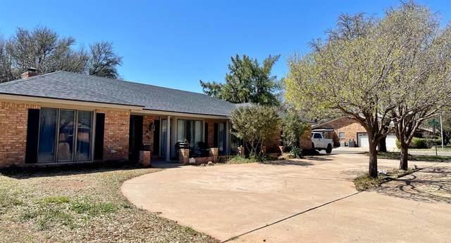 5715 77th Street, Lubbock, TX 79424 (MLS #202103038) :: Lyons Realty