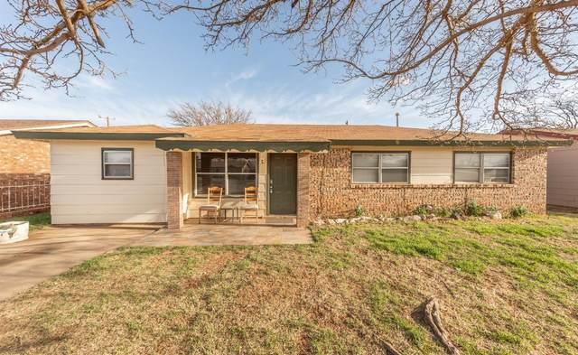 3403 E Baylor Street, Lubbock, TX 79403 (MLS #202103062) :: Duncan Realty Group