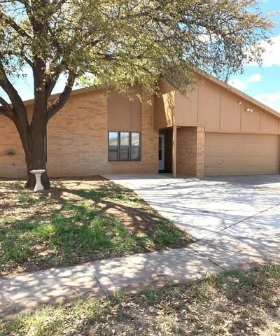 7704 Ave W, Lubbock, TX 79423 (MLS #202103078) :: Rafter Cross Realty