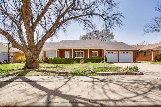 5307 43rd Street, Lubbock, TX 79416 (MLS #202103081) :: The Lindsey Bartley Team