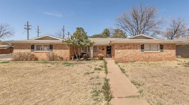 3824 63rd Drive, Lubbock, TX 79413 (MLS #202103118) :: McDougal Realtors