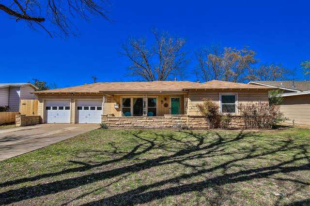 3618 27th Street, Lubbock, TX 79410 (MLS #202103133) :: Stacey Rogers Real Estate Group at Keller Williams Realty